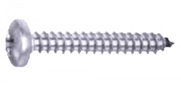 Edelstahlschraube 4,8*38mm