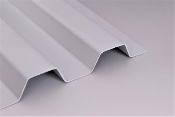 Lichtplatte Sollux® 70/18 Trapezprofil grau-opak