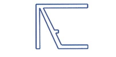 Alu-Tropfkantenprofil 10mm
