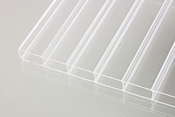 Stegplatten Acrylglas 16/32 glashell